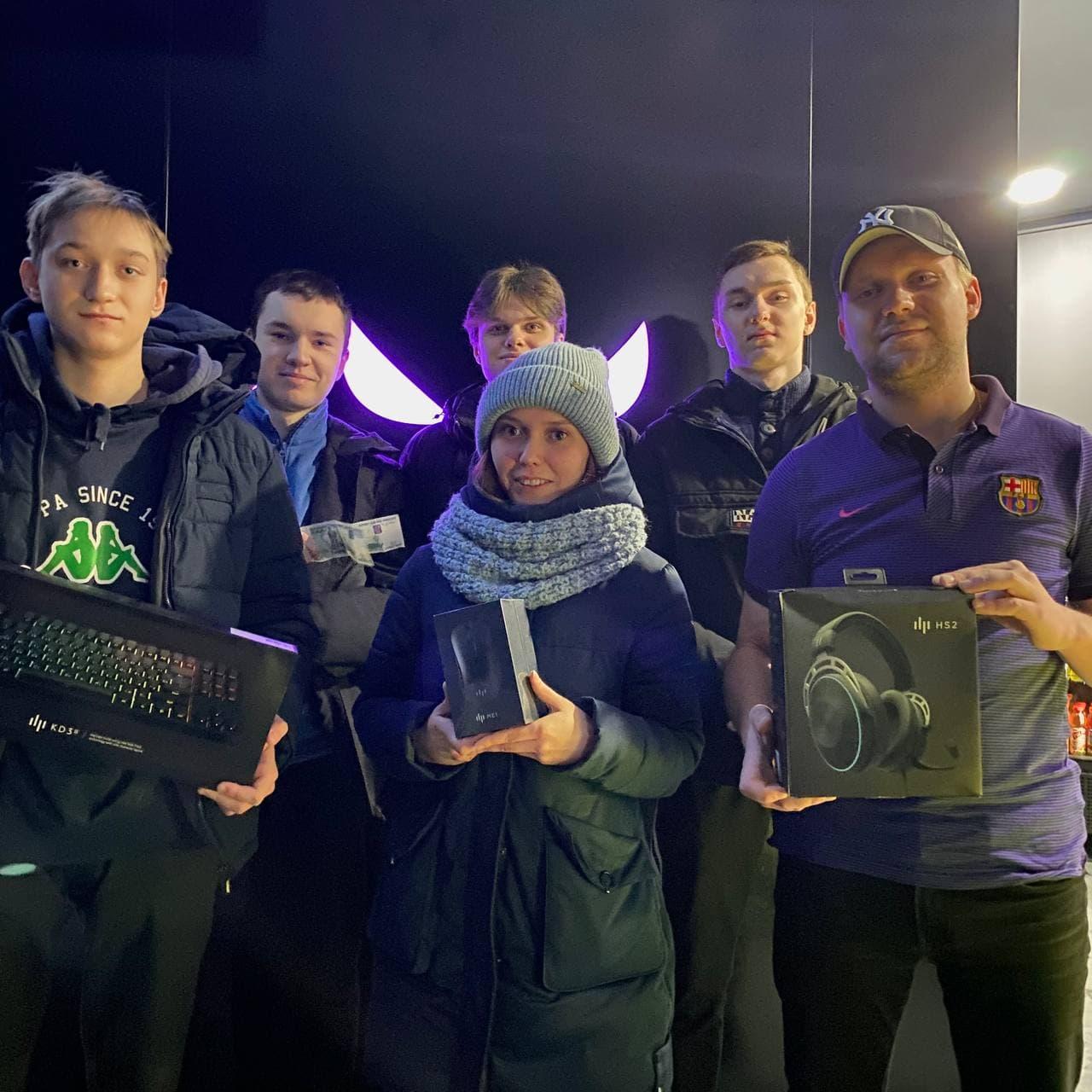 Награждены победители первого сезона Kaban League CS:GO