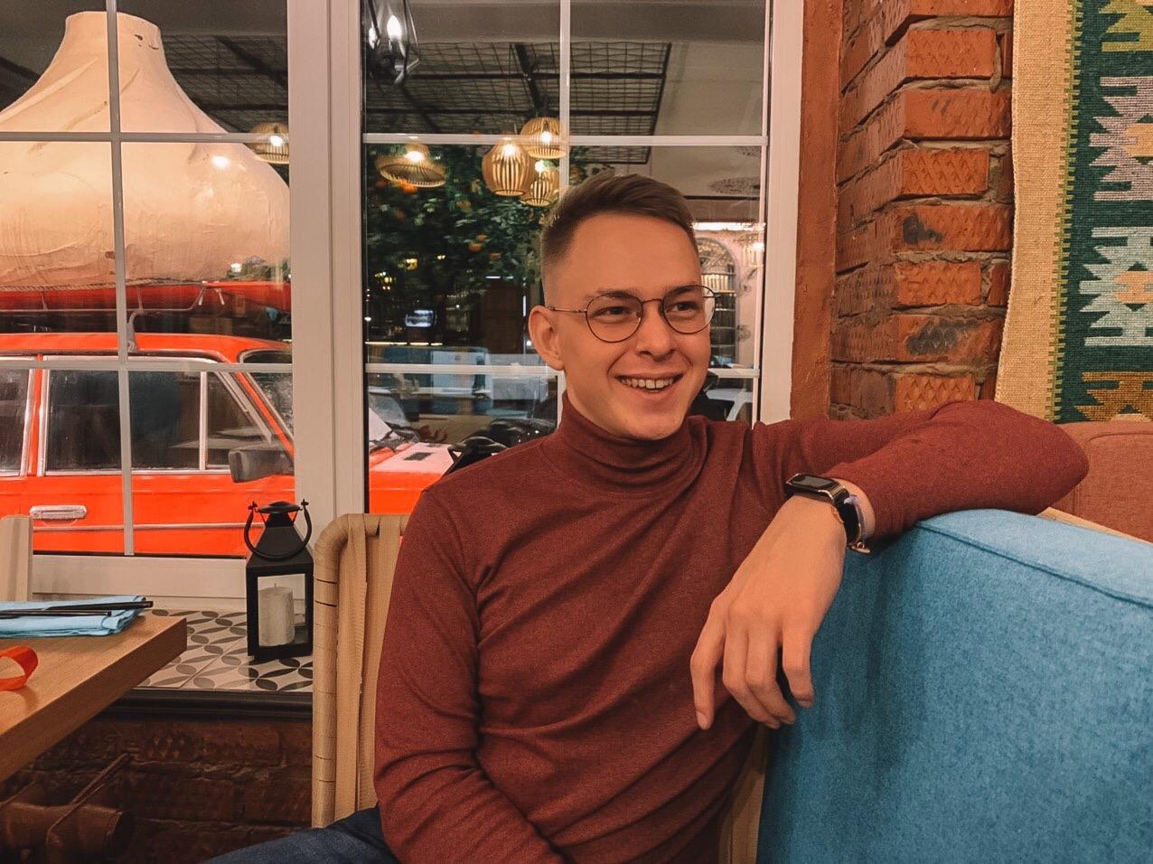 Константин Гафиуллин о работе на «скорой помощи»