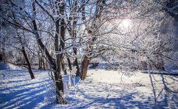 На этой неделе в Кирове ожидается похолодание до -30 градусов