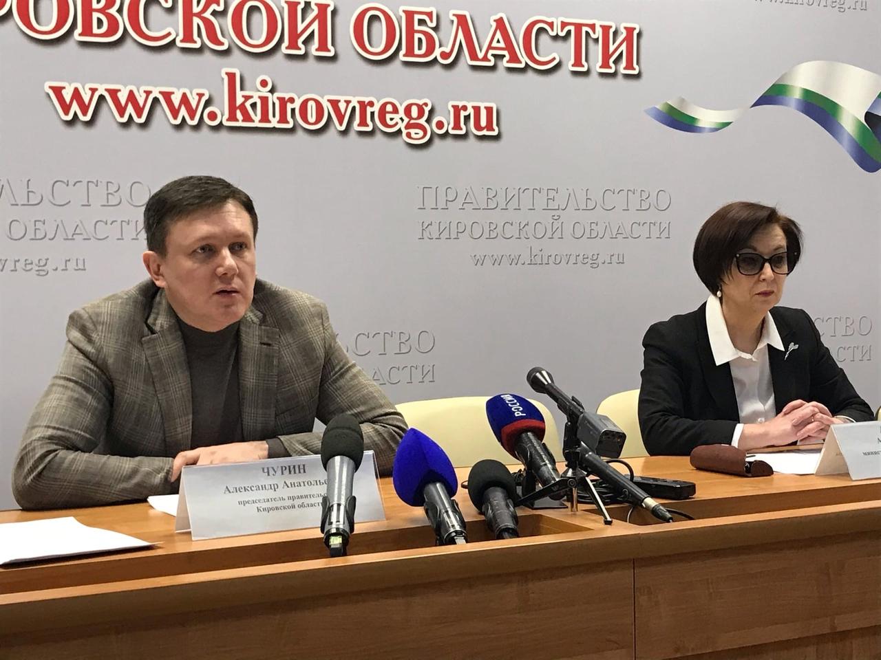 Председатель правительства Кировской области отрицает факт возникновения мусорного коллапса