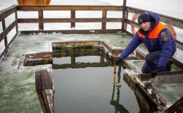 Крещенских купаний в Кирове в этом году скорее всего не будет