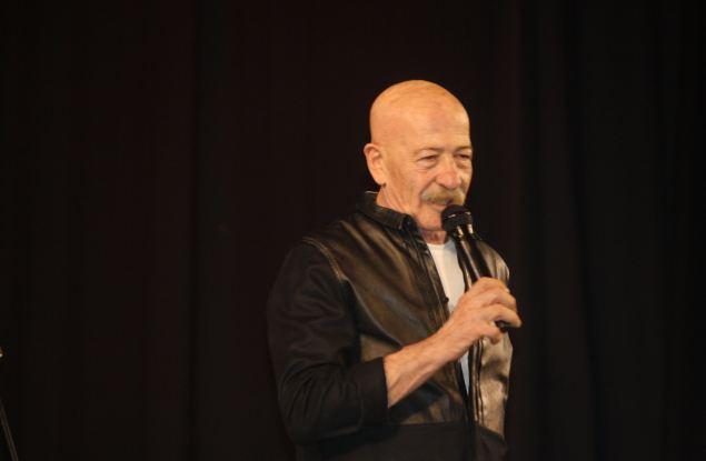 Глазами зрителя: концерт Александра Розенбаума