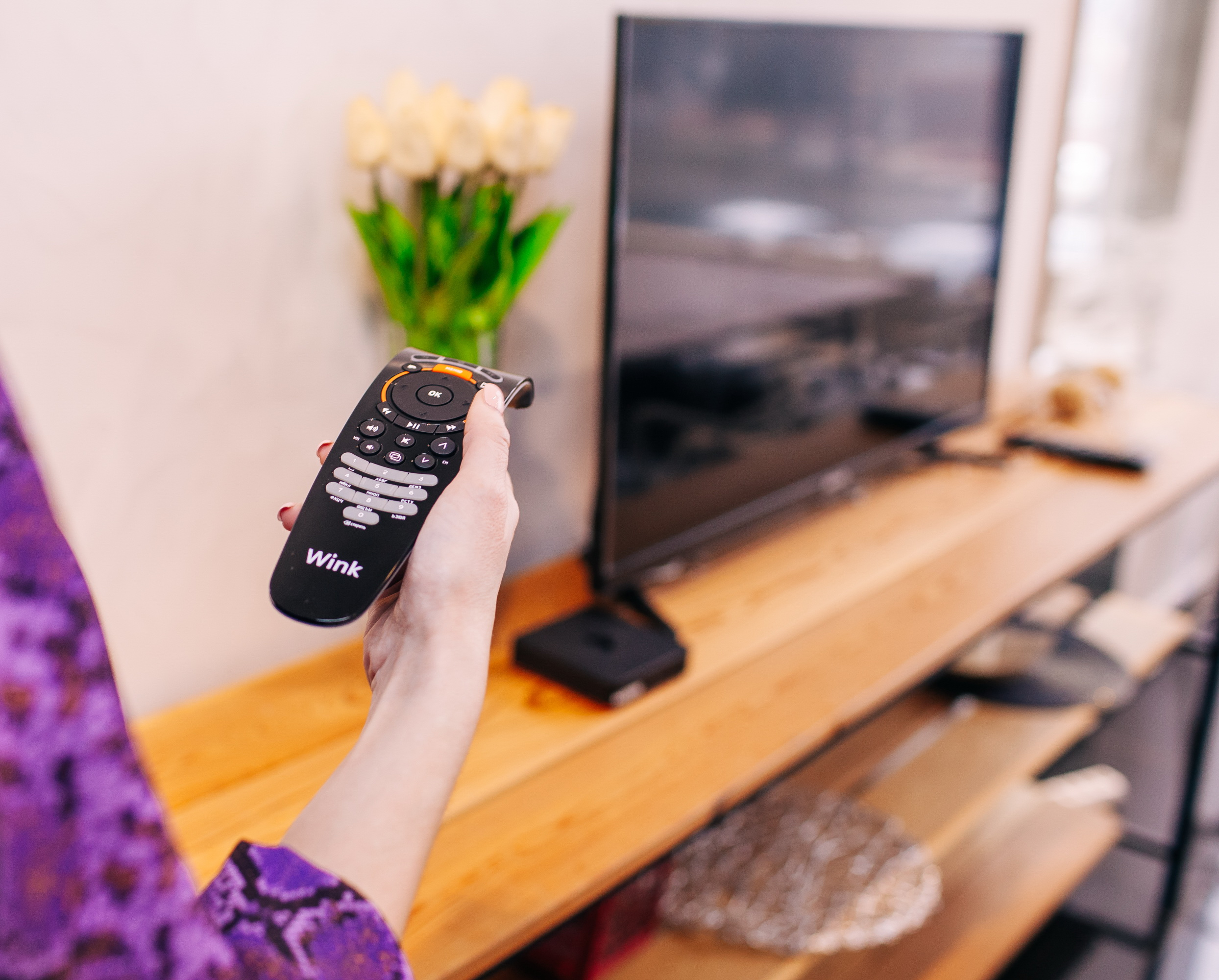 Интерактивное ТВ Wink от «Ростелекома»: в новогодние праздники кировчане предпочитали смотреть триллеры