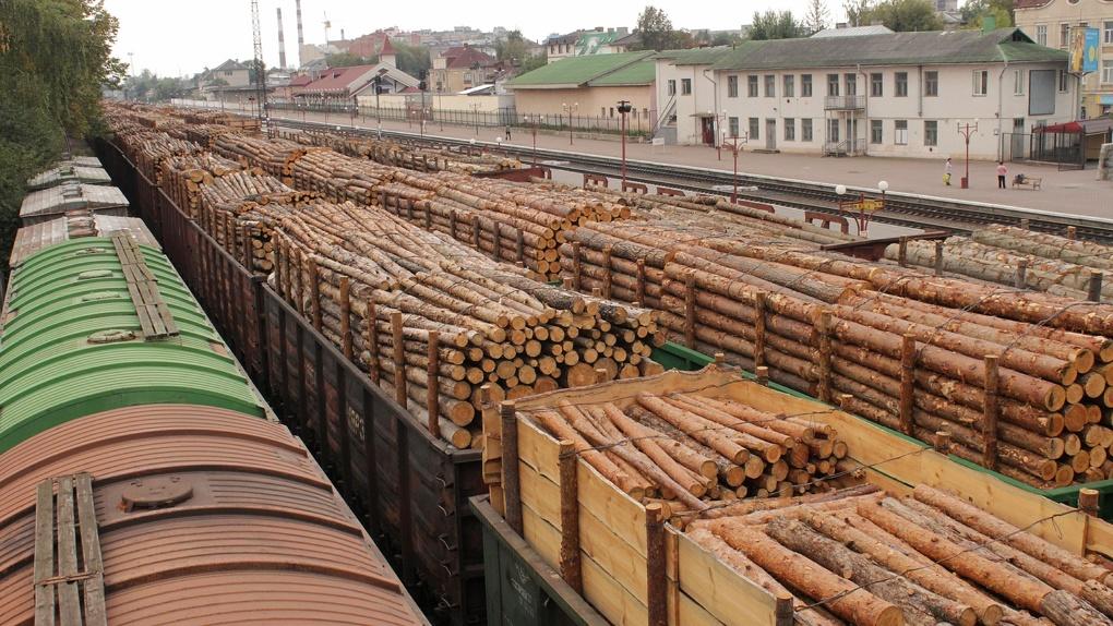 Китай, Азербайджан и Казахстан - главные импортеры кировского леса