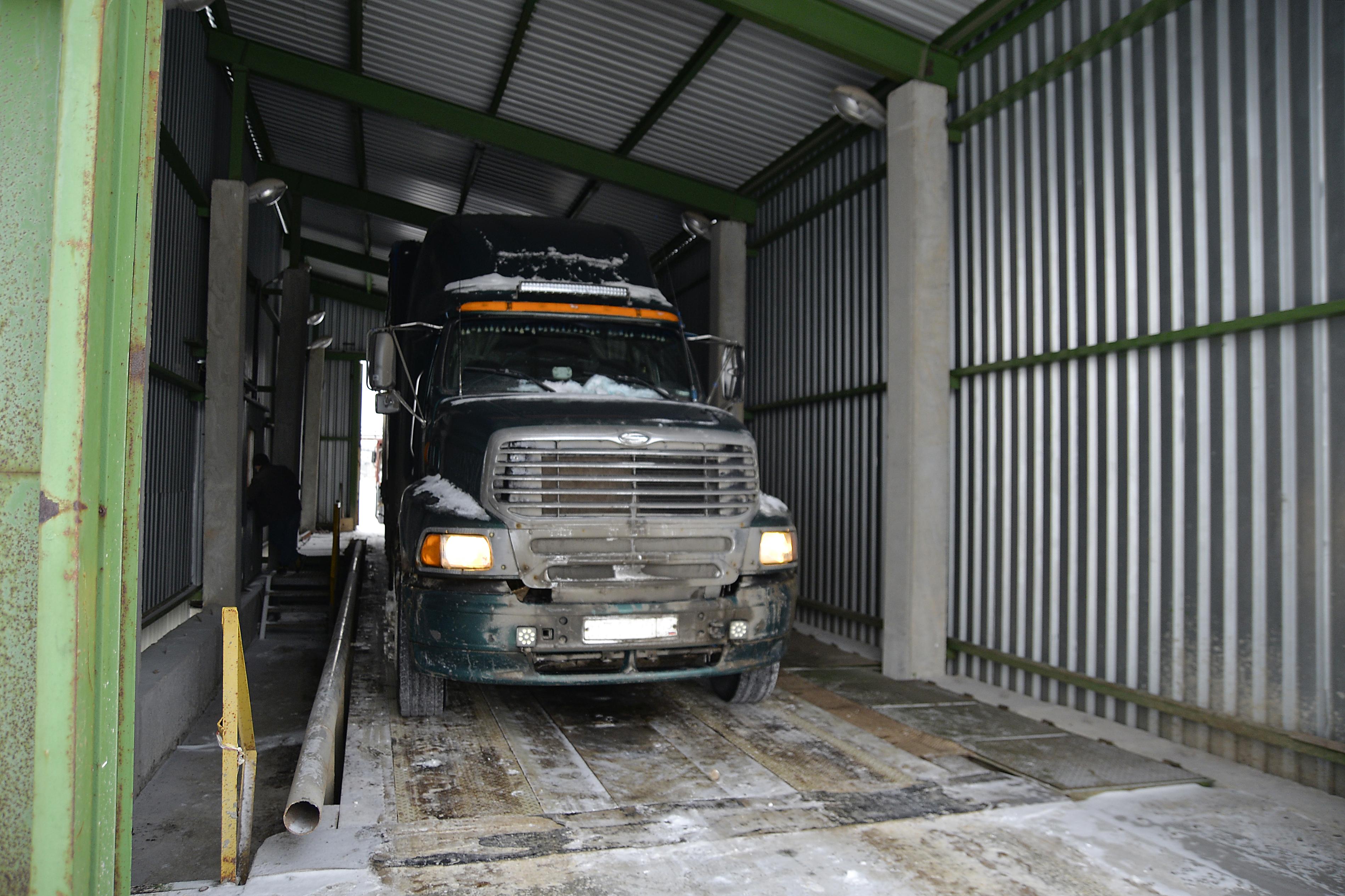 В филиале «КЧХК» модернизировали весовое оборудование для автотранспорта