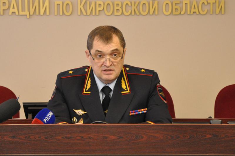Константин Селянин об итогах работы по охране общественного порядка в 2020 году