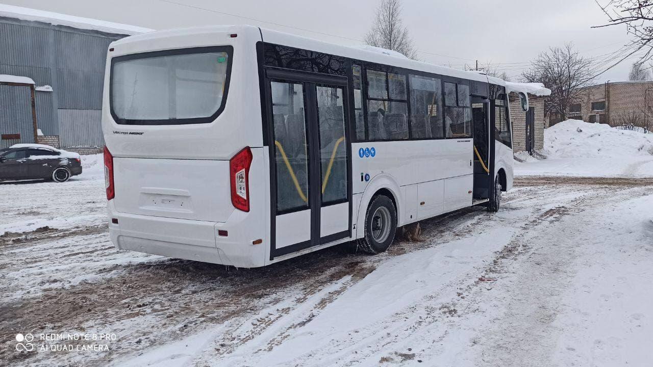 На кировских дорогах появятся новые автобусы