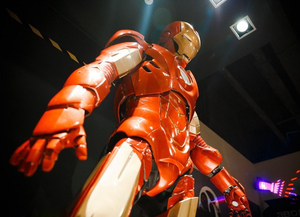 С 6 февраля в торгово-развлекательном центре JAM-молл откроется выставка Трансформеров и Майнкрафта