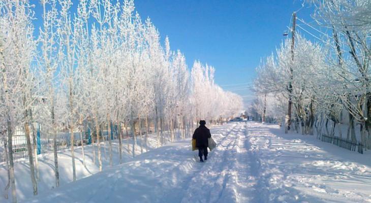 На выходных в Кирове ожидаются крепкие морозы