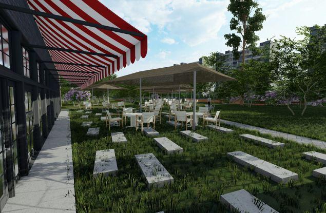 Кировчане собрали 3,5 миллиона рублей на создание нового парка в городе