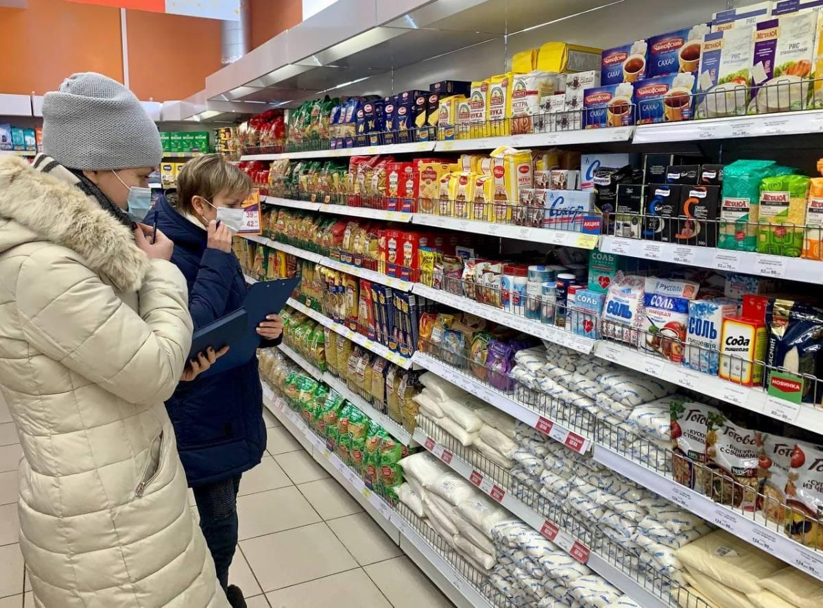 «Народный контроль» провел мониторинг цен на продукты в Кирове