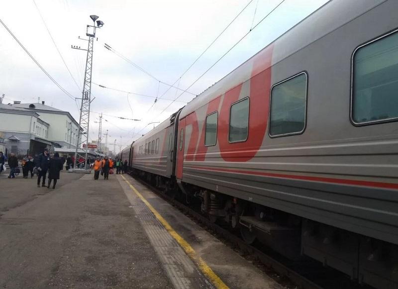 """С 1 марта поезд """"Вятка"""" будет курсировать ежедневно"""
