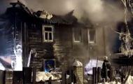 Расследование причин страшного пожара находятся на личном контроле прокурора Кировской области