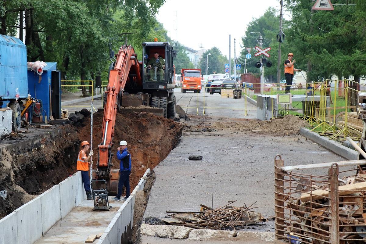 В Кирове построят 15 новых участков теплосетей