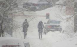 На этой неделе в Кирове вновь ожидаются сильные снегопады