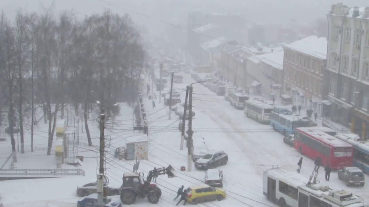 На этой неделе в Кирове ожидается потепление до +1 градуса