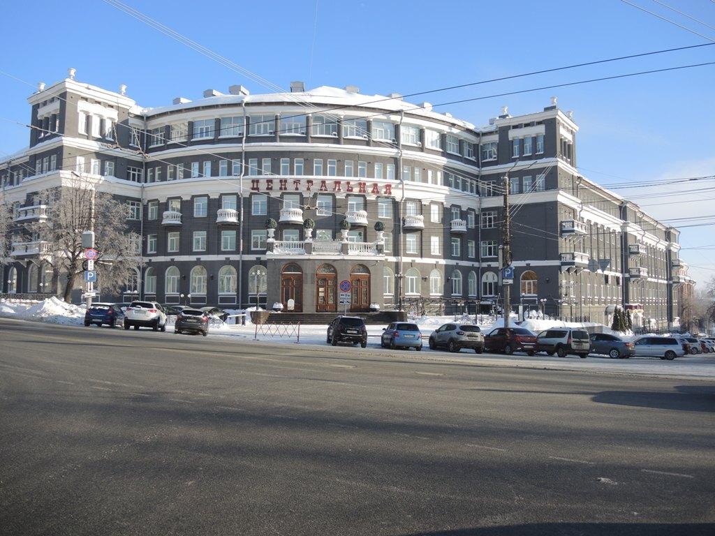 «Ростелеком» обеспечил цифровым ТВ центральную гостиницу в Кирове