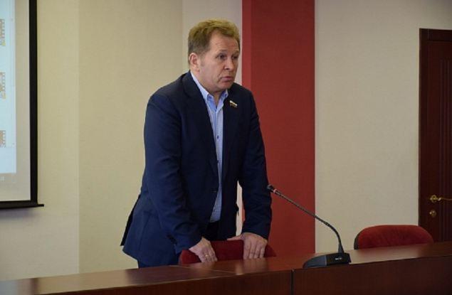 Геннадий Коновалов занял пост председателя ОЗС