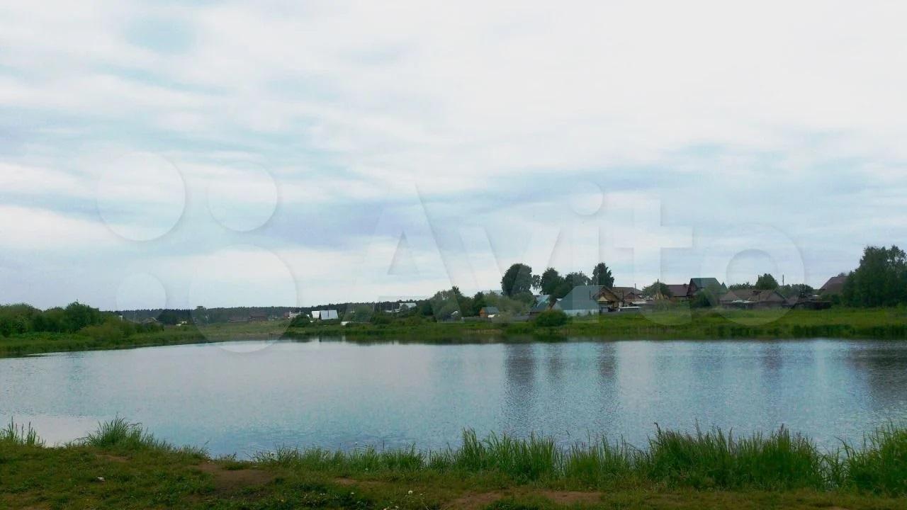 Частная акватория. В Кирове продаётся пруд за 3 миллиона рублей