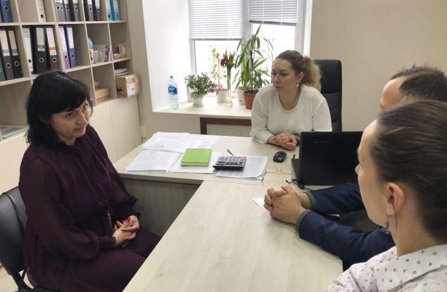 """IT-кластер Кировской области и """"Центр поддержки экспорта"""" обсудили варианты сотрудничества"""
