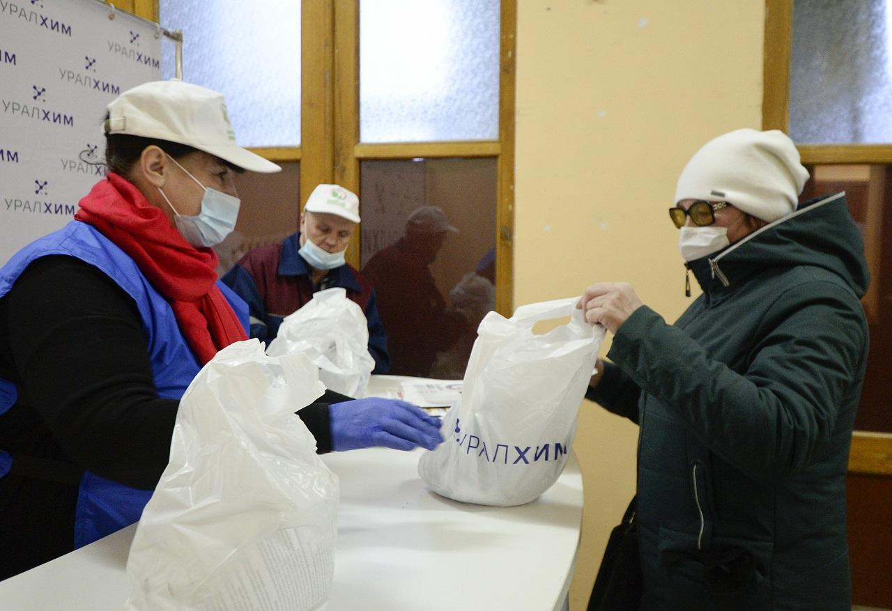 «УРАЛХИМ» вновь провел акцию «Добрый урожай» в Кировской области