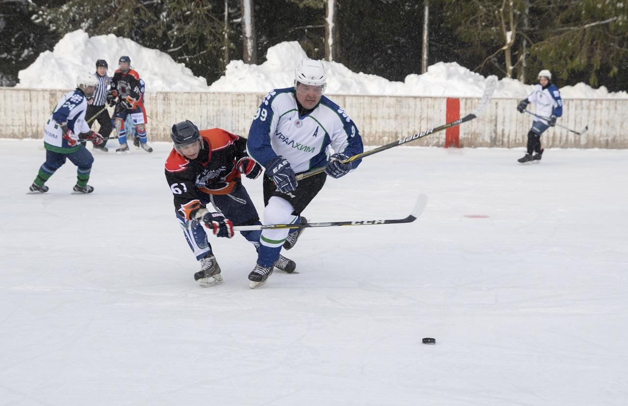В Кирово-Чепецке при поддержке «УРАЛХИМа» прошел турнир по дворовому хоккею