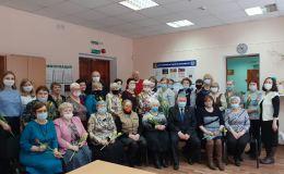 Ветераны Нововятского района готовятся к празднованию Дня Победы