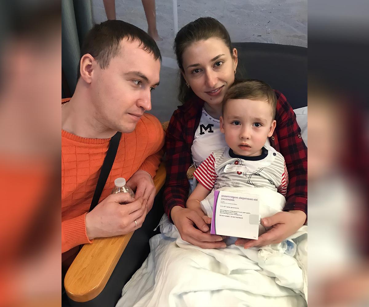 Степа Заплаткин получил в США «укол жизни» за 165 миллионов рублей
