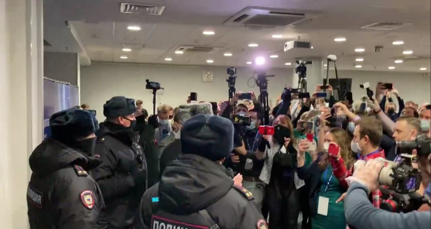 Депутат из Кирова попал под массовые задержания в Москве