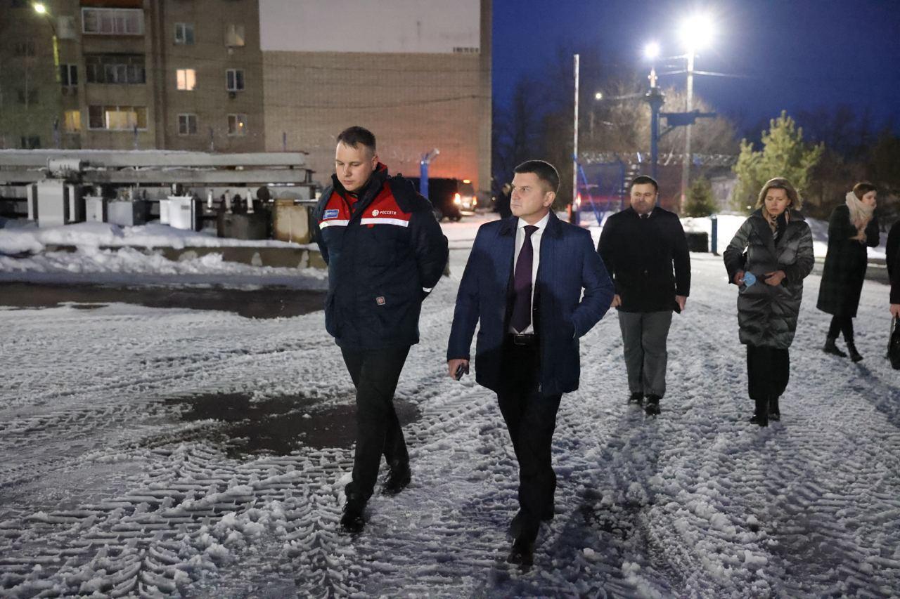 Игорь Маковский посетил с рабочим визитом Тульскую область
