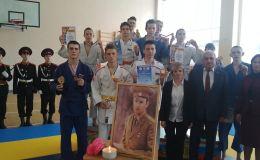 Кадетский корпус принял соревнования по дзюдо