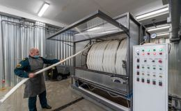 Новое оборудование для пожарных частей от «УРАЛХИМа»