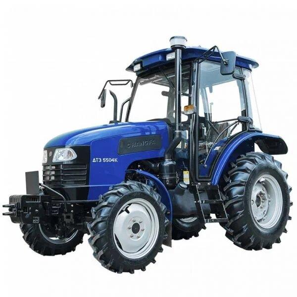 Тракторы и райдеры