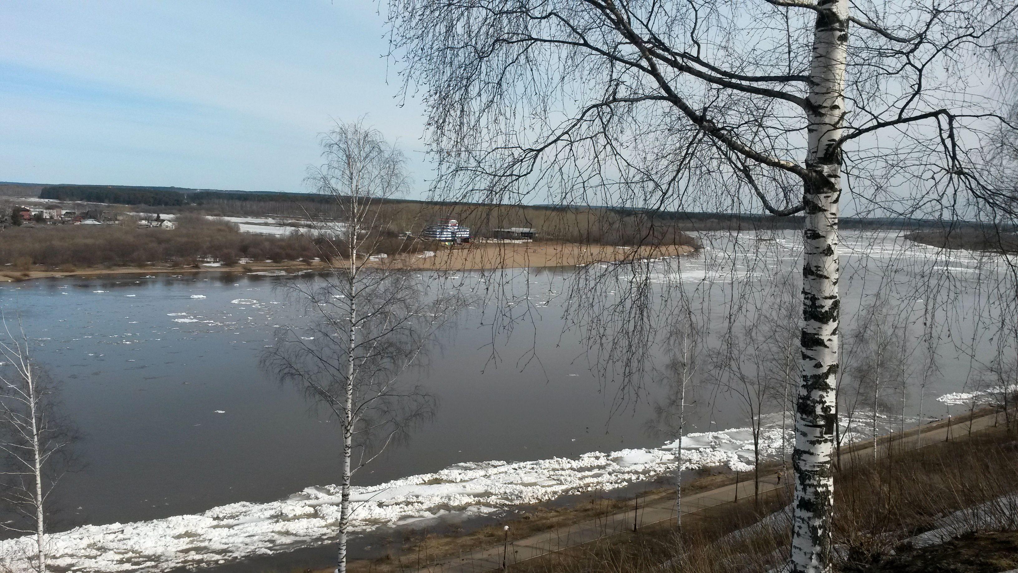 Кировский филиал «Т Плюс» готовится к весеннему паводку