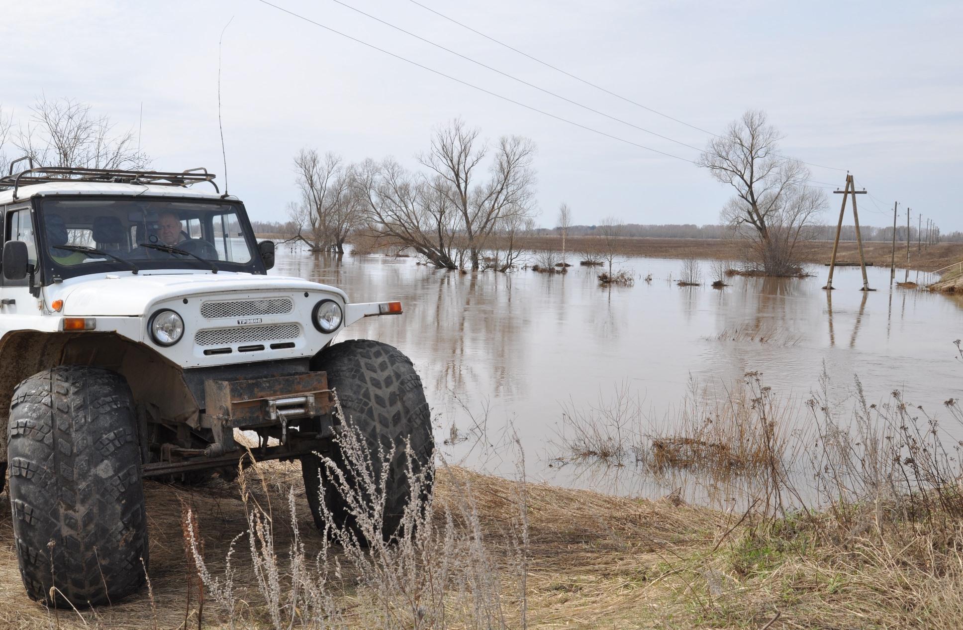 Кировэнерго обеспечивает надежную работу оборудования  в период повышенного снеготаяния