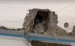 """Следственный комитет возбудил уголовное дело по факту обрушения крыши здания СК """"Вересники"""""""