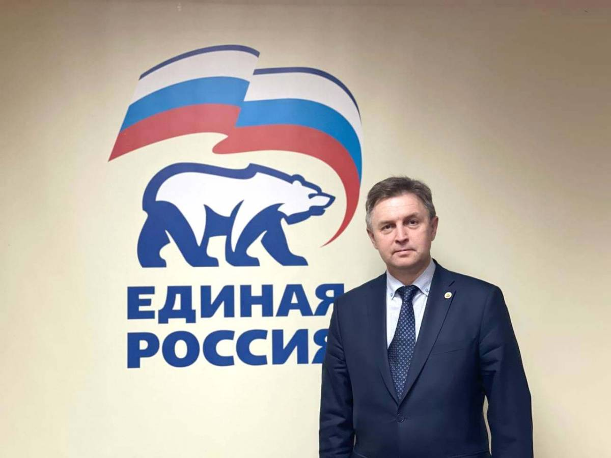 Роман Береснев подал документы на участие в предварительном голосовании «Единой России»