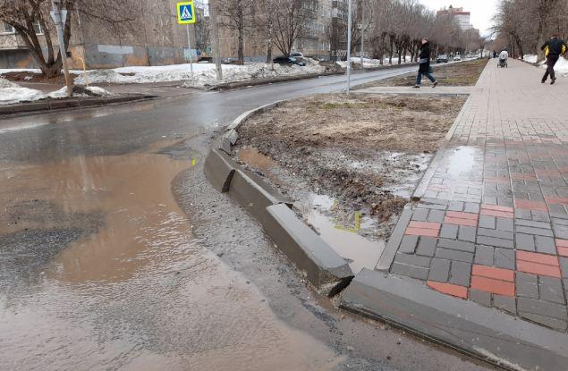 Кировские активисты приступили к общественному контролю за ремонтом дорог