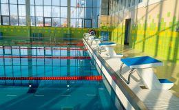 «Вересники» объявили о закрытии бассейна