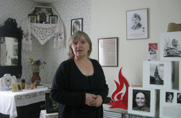 Галина Бузанакова: Мое детище - «Здесь Подвига рождение»