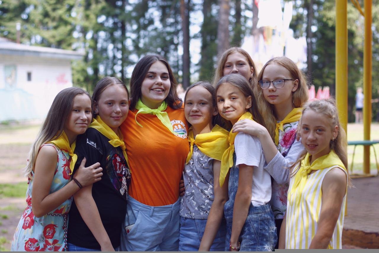 В 2021 году в Кировской области разрешено открытие всех типов оздоровительных лагерей