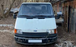 У кировчанина за долги по электроэнергии арестовали «Форд Транзит»