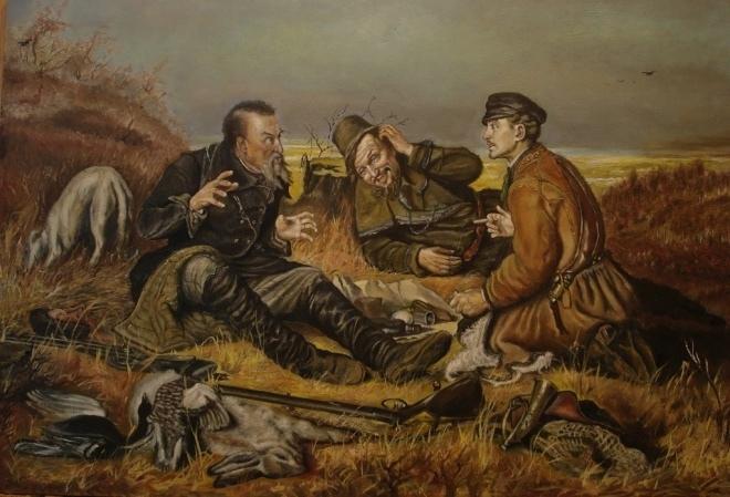 В Кирове стартовала выставка «Записки охотника»