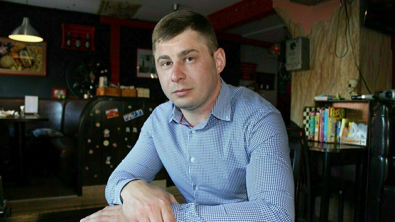 Денис Пырлог о сгоревшем троллейбусе