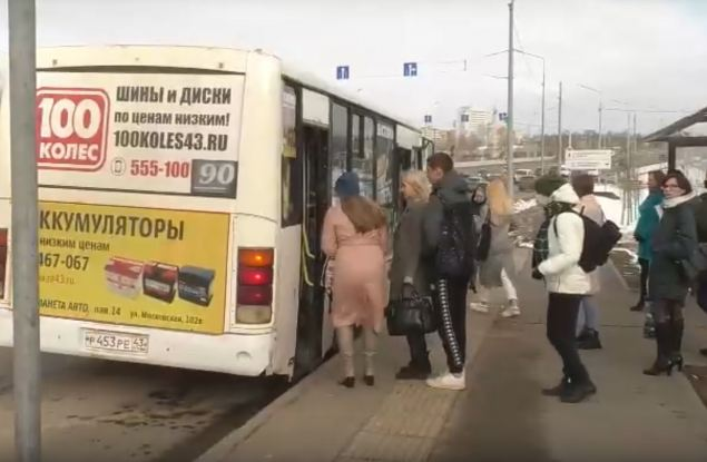 Мэрия сократила автобусы № 90 в ответ на просьбы кировчан увеличить число транспорта