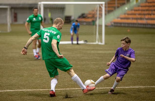 Ни одного мяча в свои ворота: юные футболисты Кирова выиграли этап игр и едут на финал в Сочи