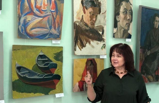 В Кирове стартовала выставка живописи