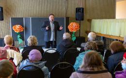Союз садоводов прогрейдирует более 100 км дорог к СНТ в Кирово-Чепецком районе