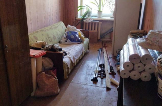 Кировские волонтёры помогут ветерану труда отремонтировать квартиру