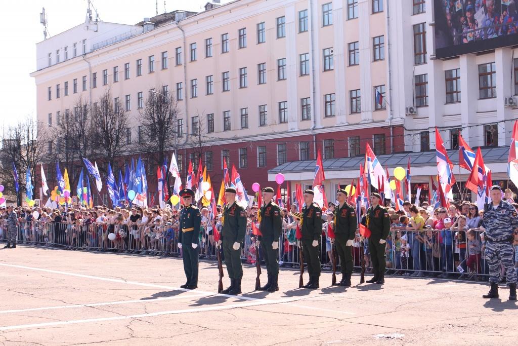 Кировчане в День Победы останутся без фейерверков